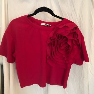 Tracy Reese embellished top